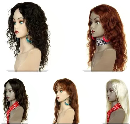 The best 100% natural Virgin Indian Human Hair wigs you can purchase