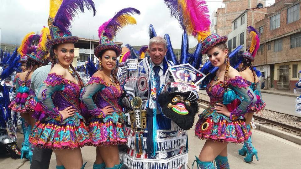 Fiesta La Candelaria- Haircare fashion